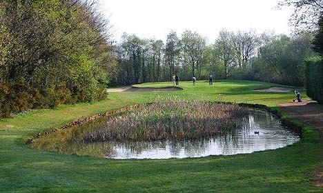 Reciprocal - Waterlooville Golf Club