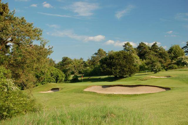 Reciprocal - Tidworth Garrison Golf Club