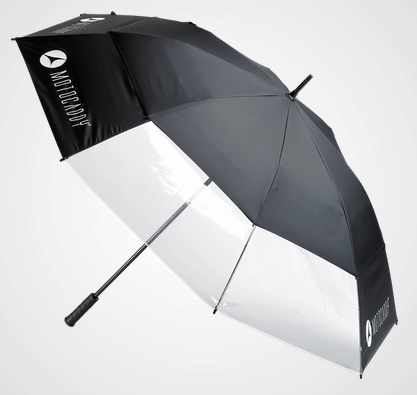 Motocaddy Acc - Clearview Umbrella
