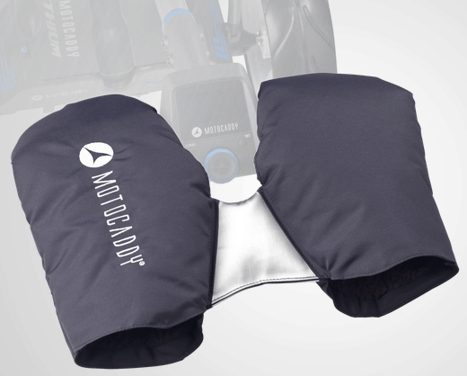 Motocaddy Accessories - Deluxe Trolley Mittens