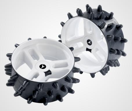 Motocaddy Accessories - Hedgehog Winter Wheels