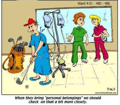Hospital Golf
