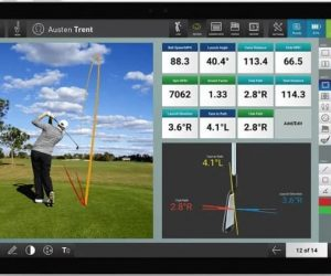 FlightScope Display